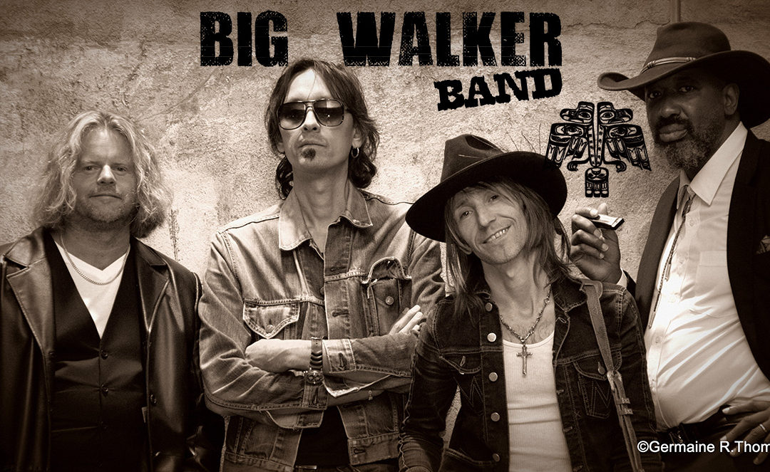 BIG WALKER BAND